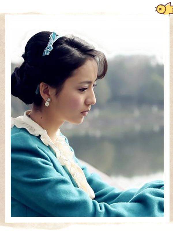 刘诗诗侧面_女星绝美侧脸搜集 看谁的容颜最精致(组图)-搜狐滚动