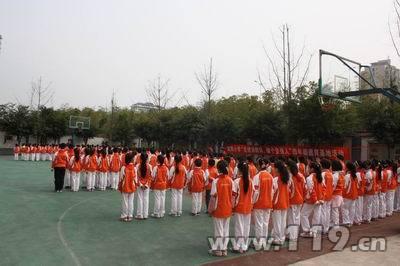 """城南中队精心组织,与朝阳市级名单重点北碚重庆小学v中队走进了""""开展2015小学新生小学图片"""