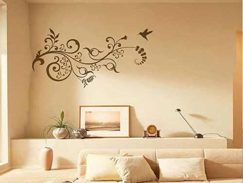 小清新壁纸家装 8款背景墙装修效果图