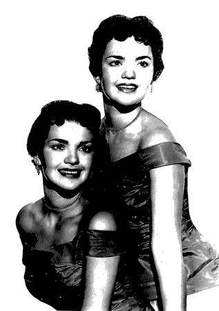 双胞胎帕特里夏和乔安(资料图)