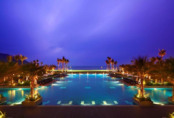 复合式度假酒店
