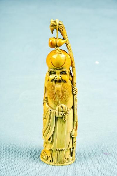 清代瓷罐被孩子用来养乌龟