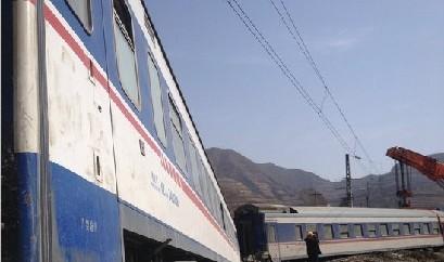 蓝色火车图片大全