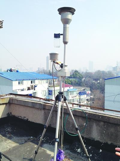 Y7_PM_江苏13市pm2.5数据月底公布 南京年蓝天数折半