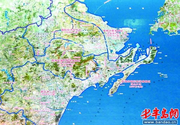 西海岸经济新区 西海岸新区发展蓝图 西海岸复式户型图 2