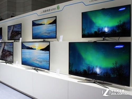 支持语音和手势控制 三星新品电视解析