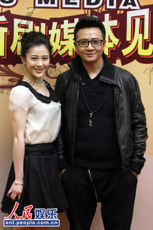 强视传媒_2012年3月25日下午,强视传媒在京举行2012新剧媒体见面会,公司高层及