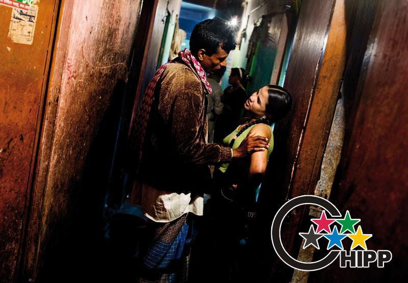 大胆人体sex_新闻人物组图获奖照片:[优秀奖]孟加拉国的性工作者