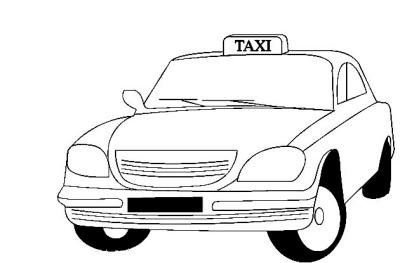 合乘 出租车看起来很美好很多事待解决