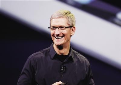 苹果现任CEO库克