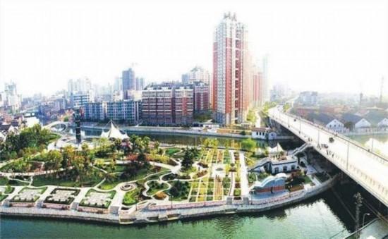 中国最富20大城市 北上广深榜上无名(组图)