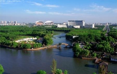 第13名:浙江嘉兴市。