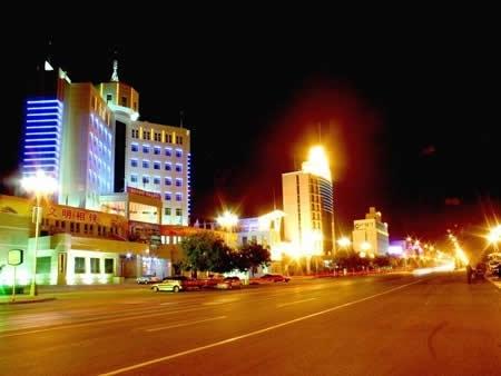 第18名:内蒙古乌海市。
