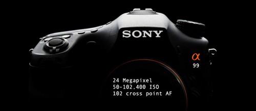 索尼全幅单电A99或有102个十字对焦点