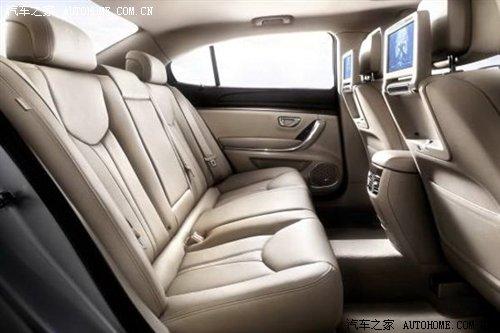 上海汽车 荣威950高清图片