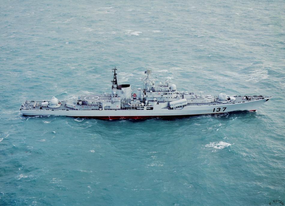 大胆级驱逐舰_现代级956em139\