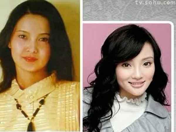 揭李小璐影星母亲 80年代红极一时