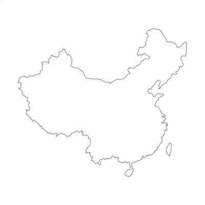 地图 简笔画 手绘 线稿 400_400