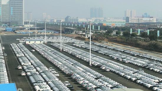 成都国际汽车城一汽-大众图片由龙泉驿区提供