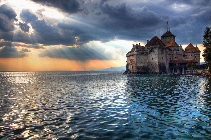 点欧洲十大最美城堡 组图