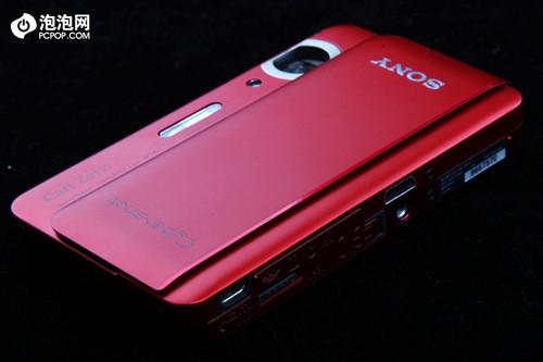 掌中时尚精灵 索尼超轻薄DC-TX66评测
