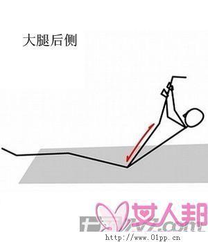 办公室久坐族:减大腿最好的方法图解