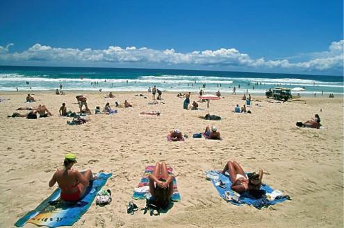 澳洲黄金海岸天气_全球最养眼的美女海滩(组图)-搜狐滚动
