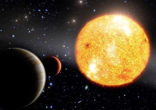 375光年外发现最古老行星诞生于宇宙形成之初