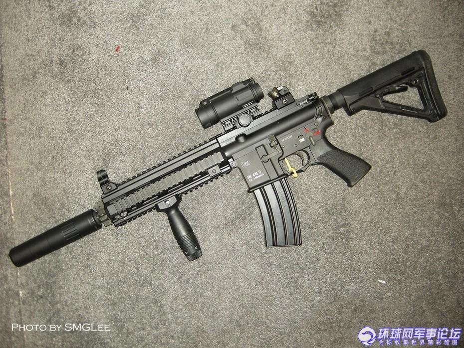 步枪/HK/416步枪