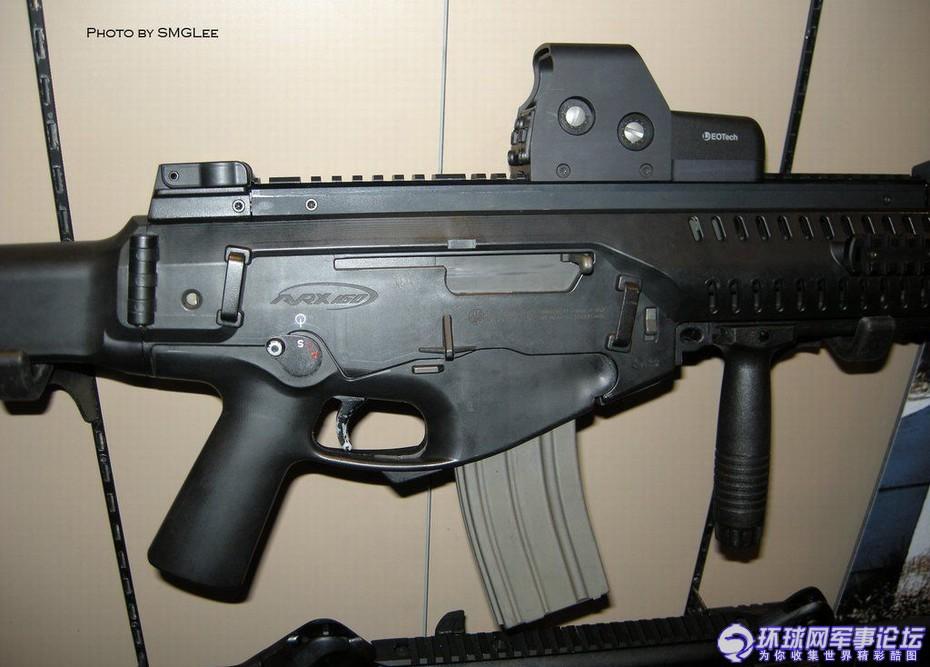 _scar-l cqc步枪