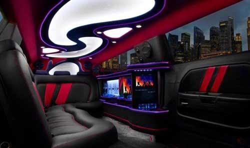 【道奇挑战者SRT stretch limousine】