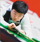 中国赛丁俊晖上演惊天逆转 对手批评球迷不专业