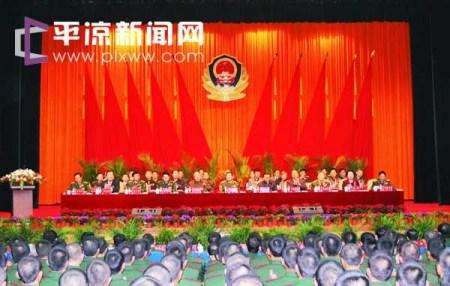 中央军委为武警8674部队记一等功 表彰突出贡献
