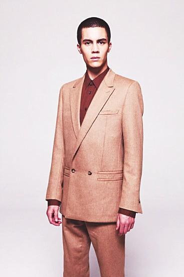 春季男装外套5大关键款式:把领子立起来(图)图片