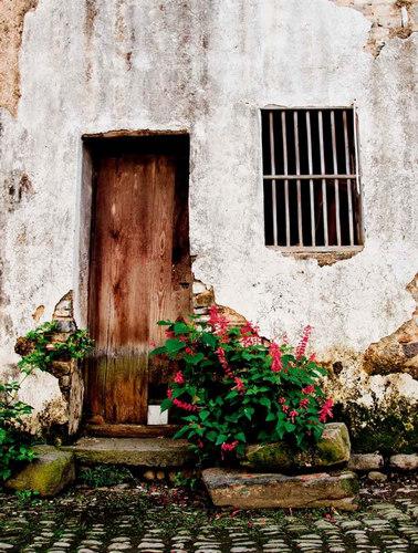 富春江畔的龙门古镇 游走在水墨画般的美景