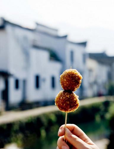 久居古镇,连味蕾也渐近自然,新鲜时蔬,地头野菜,香而淡