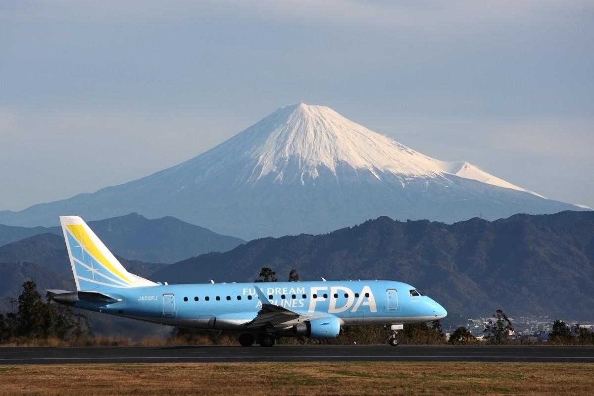 日本静冈县静冈机场