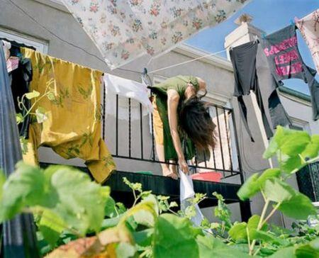 """日本女留学生在纽约的""""混乱""""宿舍生活(12/18张)"""