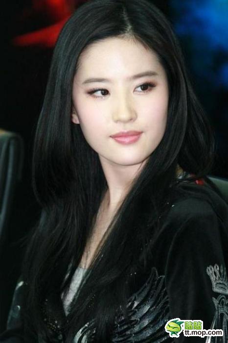 日本著名十大a v女_中国现代哪个女明星最漂亮?-