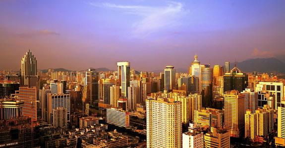 高樓林立_深圳新聞網;; 赴臺個人游新增10城市 6地本月將正式啟動組圖圖片