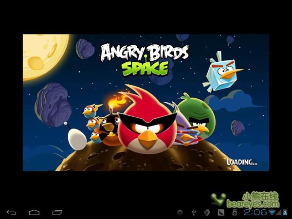 《愤怒的小鸟太空版》-让游戏飞一会 MOMO11小鸟版平板测评