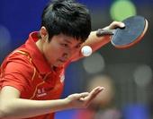 图文:世乒赛女团3-0新加坡队 宝剑锋从磨砺出
