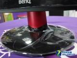 明基GW2240M液晶显示器的细节