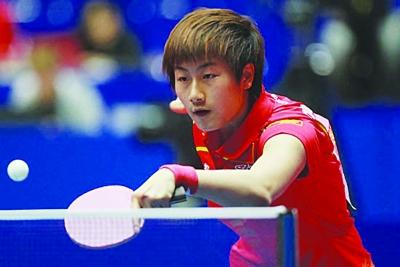 中国女乒球技比脸蛋漂亮