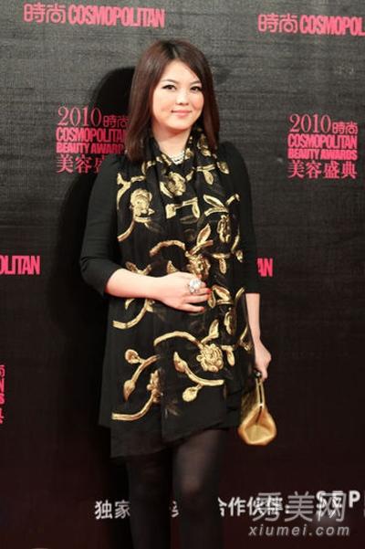 李湘怎么突然胖了_胖妈妈李湘是怎样狂瘦40斤美容要闻中国美容