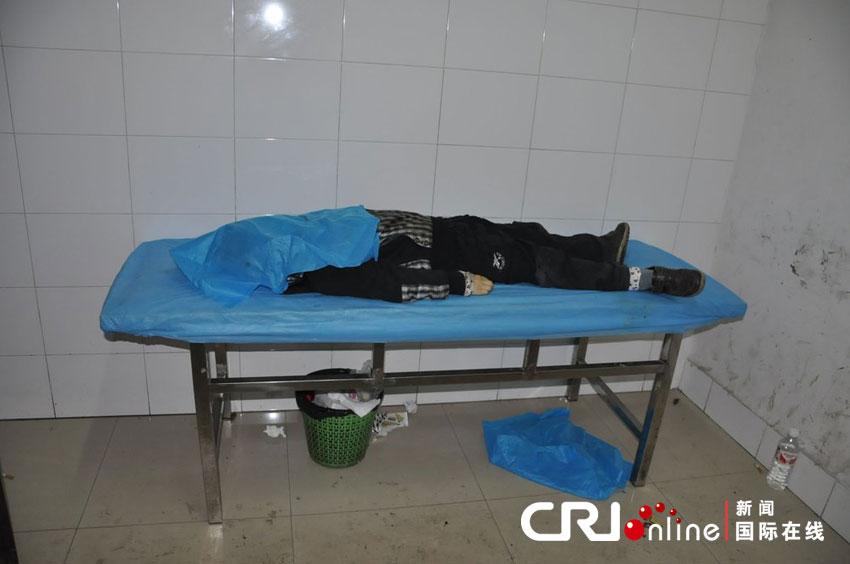 湖南邵东再次发枪击案 八岁男孩被当街打死(高清组图)
