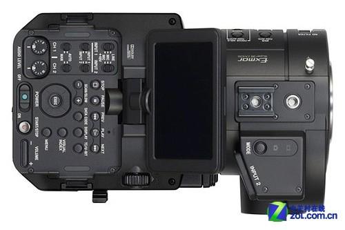 索尼FS700