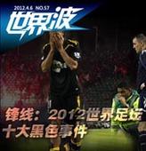 第57期:2012世界足坛十大黑色事件