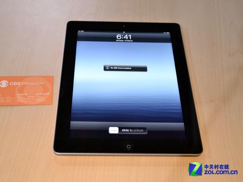 苹果新iPad大容量32GB版 售价4700元