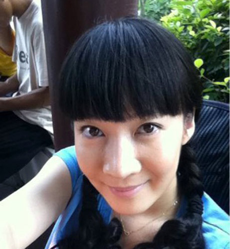 高虎女友照片曝光 尹媗是北京电影学院状元(图)